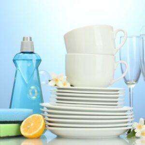 Моющие эко средства для посуды