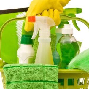 Органические средства для уборки дома
